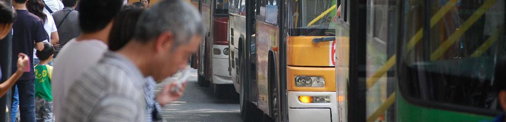 Qué hacer en caso de accidente en autobús