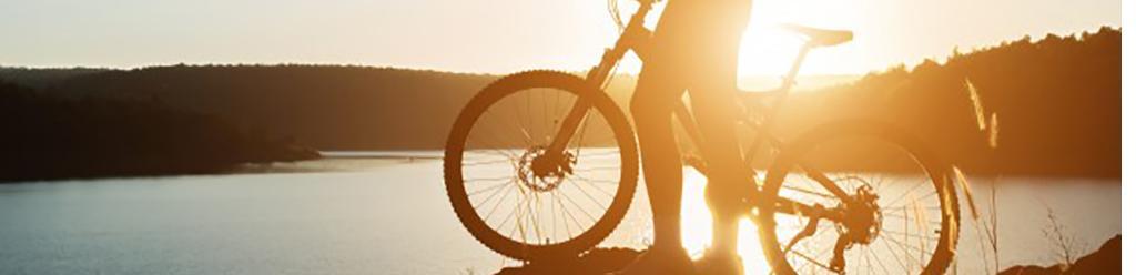 seguro de hogar en un accidente de bicicleta